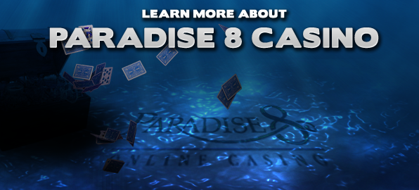 About Paradise 8 Online Casino