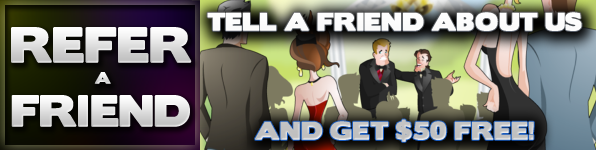 Refer-a-friend Bonus
