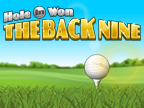 The Back Nine online golf game