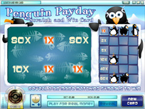 Scratch & Win: Penguin Payday